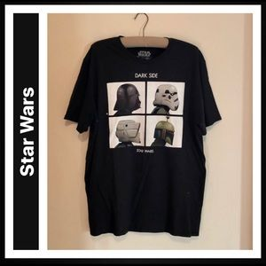 Star Wars Short Sleeve T-shirt